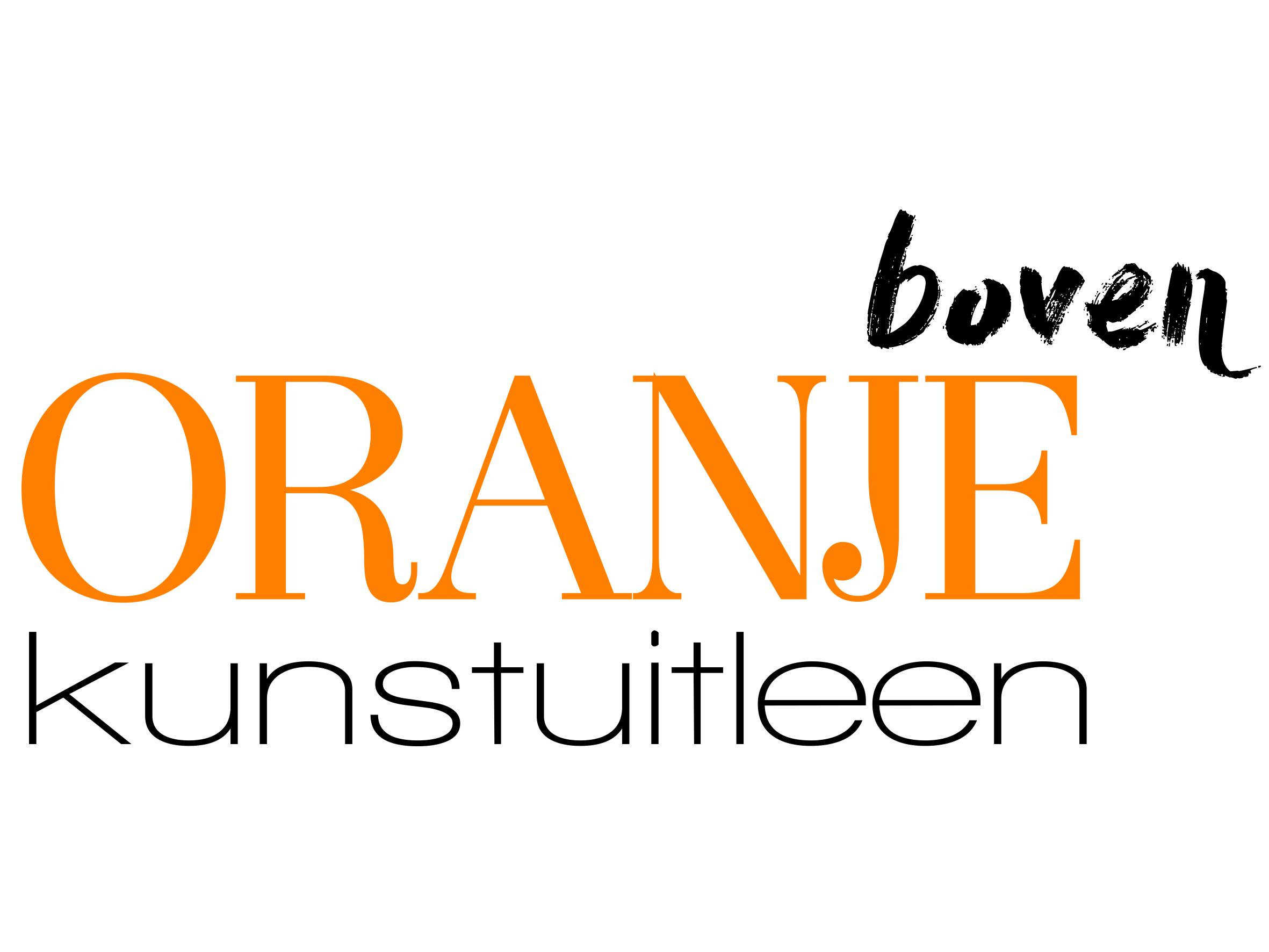 logo Bart OranjeBoven