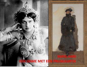 Mata Hari, een dame met een prijskaartje groot (1)